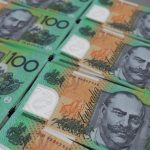 Australian one hundred-dollar notes