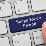 Single touch payroll purple key
