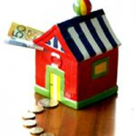 Saving money for a mortgage